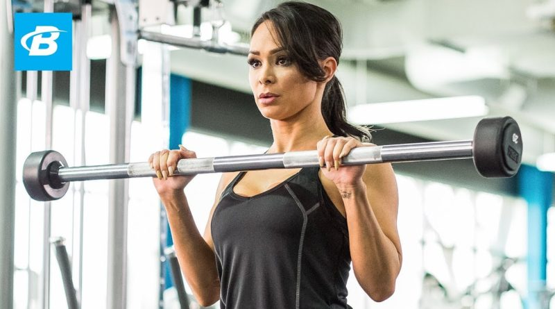 All-Around Sexy Arms Workout | Katie Chung Hua