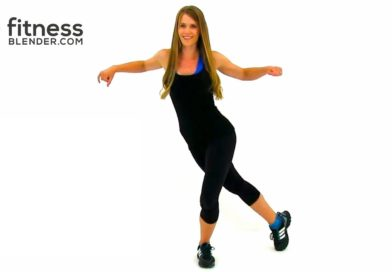 Easy on the Knees Kickboxing Blend – Low Impact Cardio Workout for Beginners