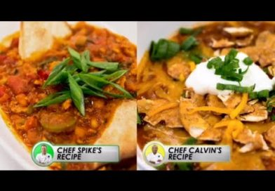 Recipe Rehab Season 1, Episode 10: Texas-Style Tailgate Chili