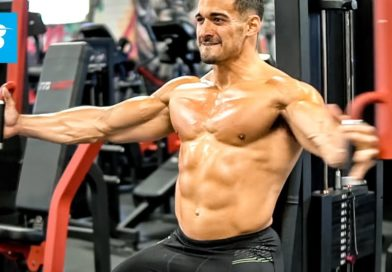 HIgh-Volume Push Workout – Chest, Shoulder, & Triceps | Brian DeCosta