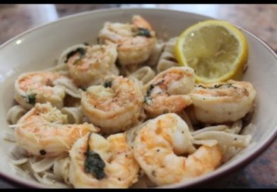 Shrimp Scampi: Classy Cookin' with Chef Stef
