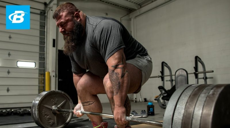 What Does It Take to Be a Powerlifter? | World Record Holder Robb Philippus