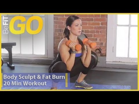 BeFiT GO: Body Sculpt & Fat Burn 20 Minute Circuit Training Workout