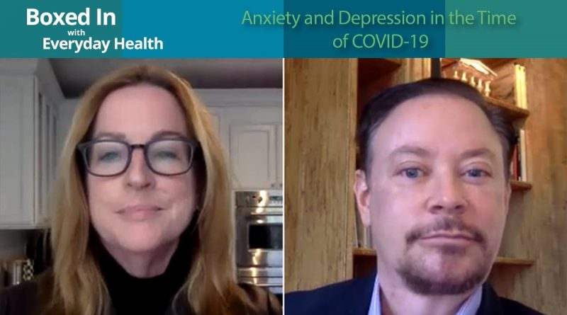 Boxed In Episode 1: 'Anxiety and Depression in the Time of COVID-19'