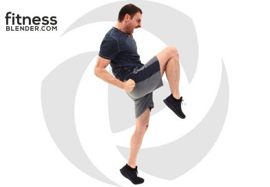 30 Minute Cardio Kickboxing and Abs Workout – At Home Abs and Cardio Workout